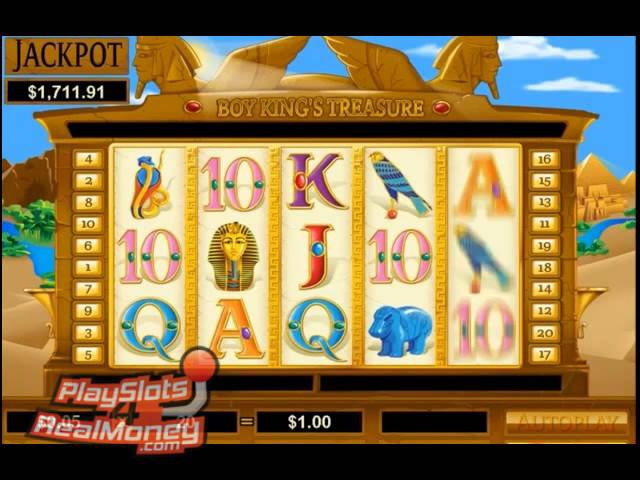 Spiele KingS Treasure - Video Slots Online