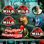 Jurassic Park Microgaming Slot Review