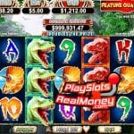 Megasaur Progressive Jackpot Slot Review & Bonus | | Real Time Gaming Casino