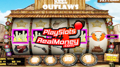Reel Outlaws Slot Review