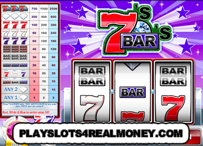 Sevens And Bars Classic Slot Review