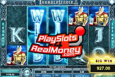 Thunderstruck II Slot Review Free