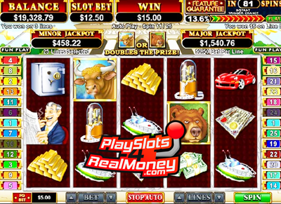 Bulls & Bears™ Slot Machine Game to Play Free in Realtime Gamings Online Casinos