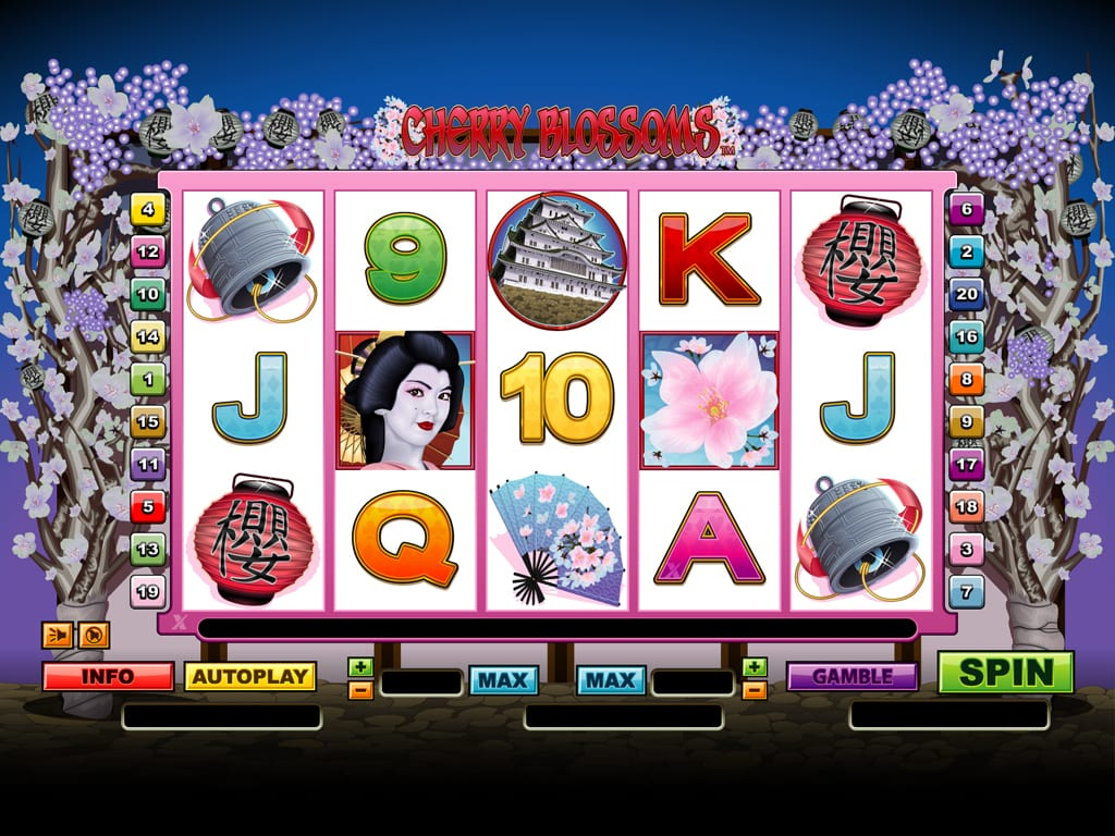 Online real money casino