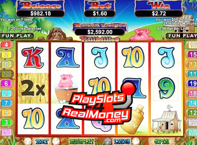 Hillbillies™ Slot Machine Game to Play Free in Realtime Gamings Online Casinos