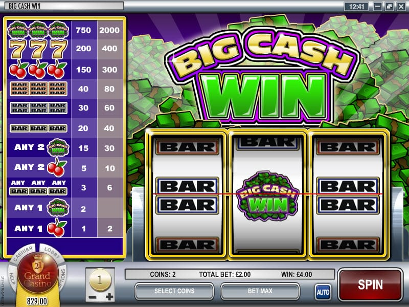 Big Vegas Slots Online & Real Money Casino Play