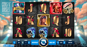 Guns N Roses Slot Review & Bonuses By Play Slots 4 Real Money
