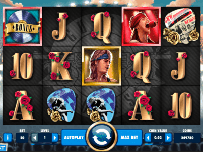 guns-n-roses slot review