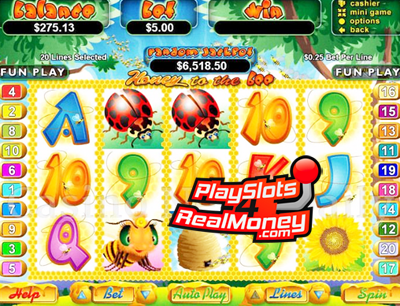 Money Bee Slots - Available Online for Free or Real
