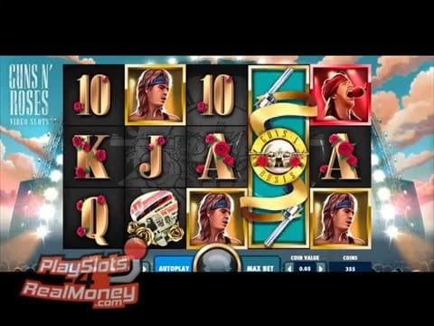 Spiele Guns N' Roses Slot Machine - Video Slots Online