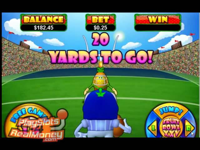 Play Football Frenzy Slot Machine Free With No Download