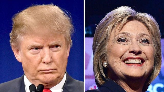 Is Donald Trump Is Gaining Betting Odds Over Hillary Clinton In The Presidential Election?