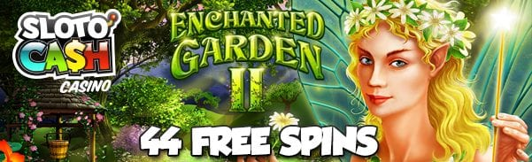 Enchanted Garden II Slots Is Available To Play For Real Money On Mobile Smartphone's