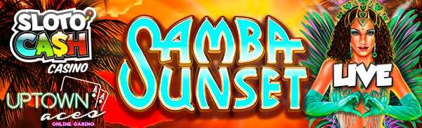 Samba Sunset Slot Machine Online ᐈ RTG™ Casino Slots