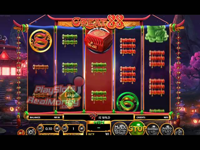 approved casino slot
