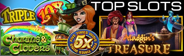 What Are The Top Most Popular Online Slots For USA Players?