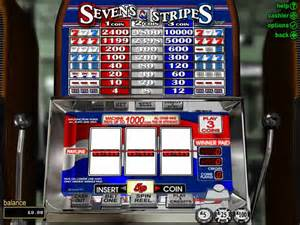 7s and Stripes Slot Review | Sevens & Stripes Internet Slots Bonuses