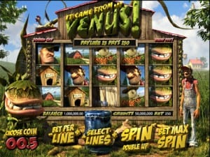 It Came From Venus Slot Review & Bonus By Play Slots 4 Real Money