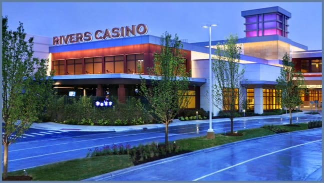 Image result for new rivers casino