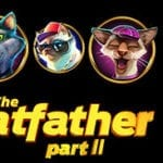 The 5 Reel 30 Payline Catfather Part II Gangster Slot Machine Is Live