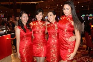 The First Chinese-Themed Casino Opens On The Las Vegas Strip
