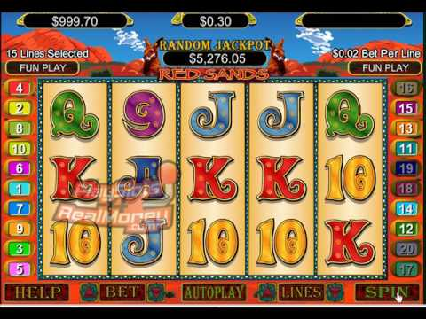 Spiele Red Sands - Video Slots Online