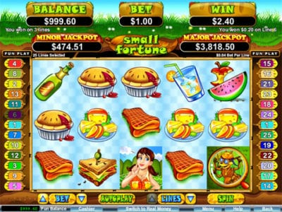 Small Fortune Slot Review & Bonuses | Play RTG Online Casino Games
