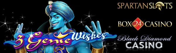 Make December 2016 Memorable With 3 Genie Wishes, $500 And $1250 Freerolls