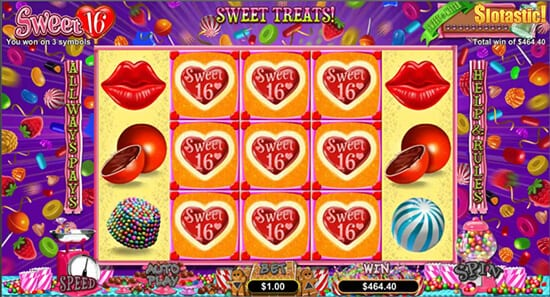 100 free daily spins
