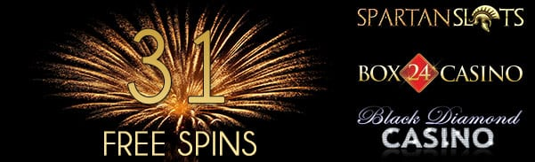 Win Cash Instantly With The Best 2017 New Years Casino Bonuses