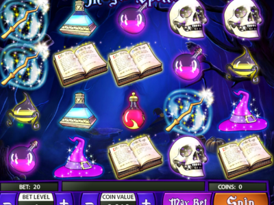 Magic Spells Slot