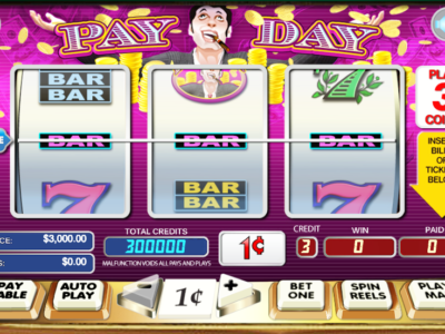 PAY DAY SLOTS