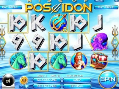Rise Of Posidon slot
