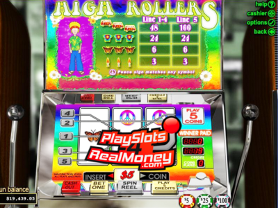 high rollers slot