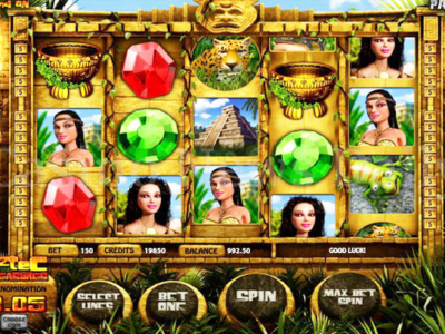 Wealth Treasure Slot - Play for Free or Real Money