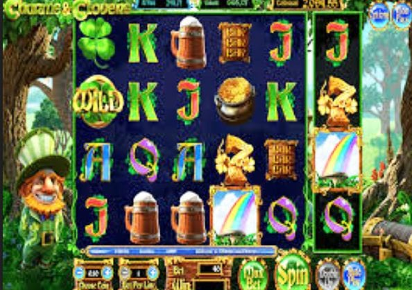 Spiele Charms And Clovers - Video Slots Online