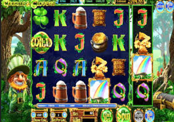 Charms Clovers Slot Machine Online ᐈ BetSoft Casino Slots