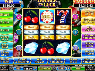 DOUBLE YA LUCK SLOT