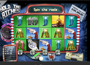 Hold The Riches Slot