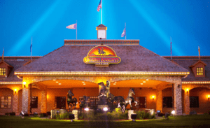 Bad Weather, Massive Protests Affect Revenue Collections In Standing Rock Sioux's Casino