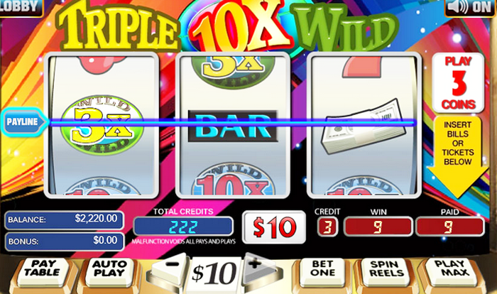 Enjoy Your Free Spins Online Slots Bonuses All Month Long
