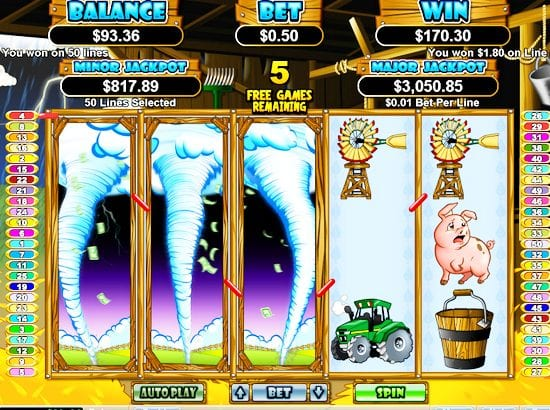 Spiele Triple Twister - Video Slots Online