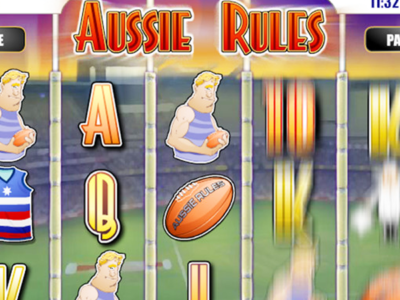Aussie Rules Slot