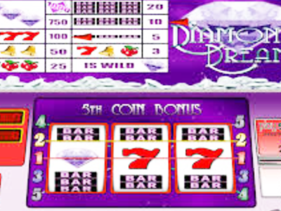 Diamond Dreams Slot Machine Review & Free Online Demo Game