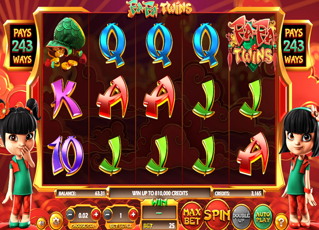 Kitty Twins Slots - Review & Play this Online Casino Game