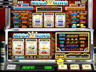 Mega King Slot