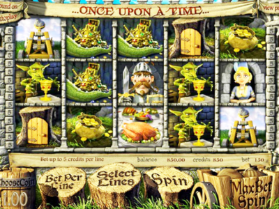 Once Upon A Time Slots Free Play & Real Money Casinos