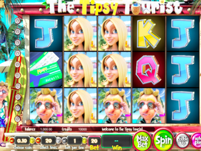 Tipsy Tourist Slot