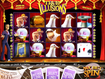 True Illusions Slot