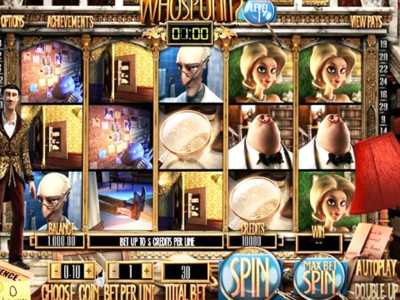 Who Spun It Slot